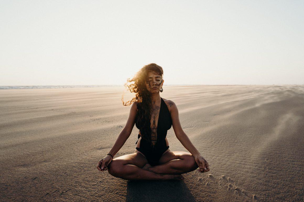 meditación corta para niños