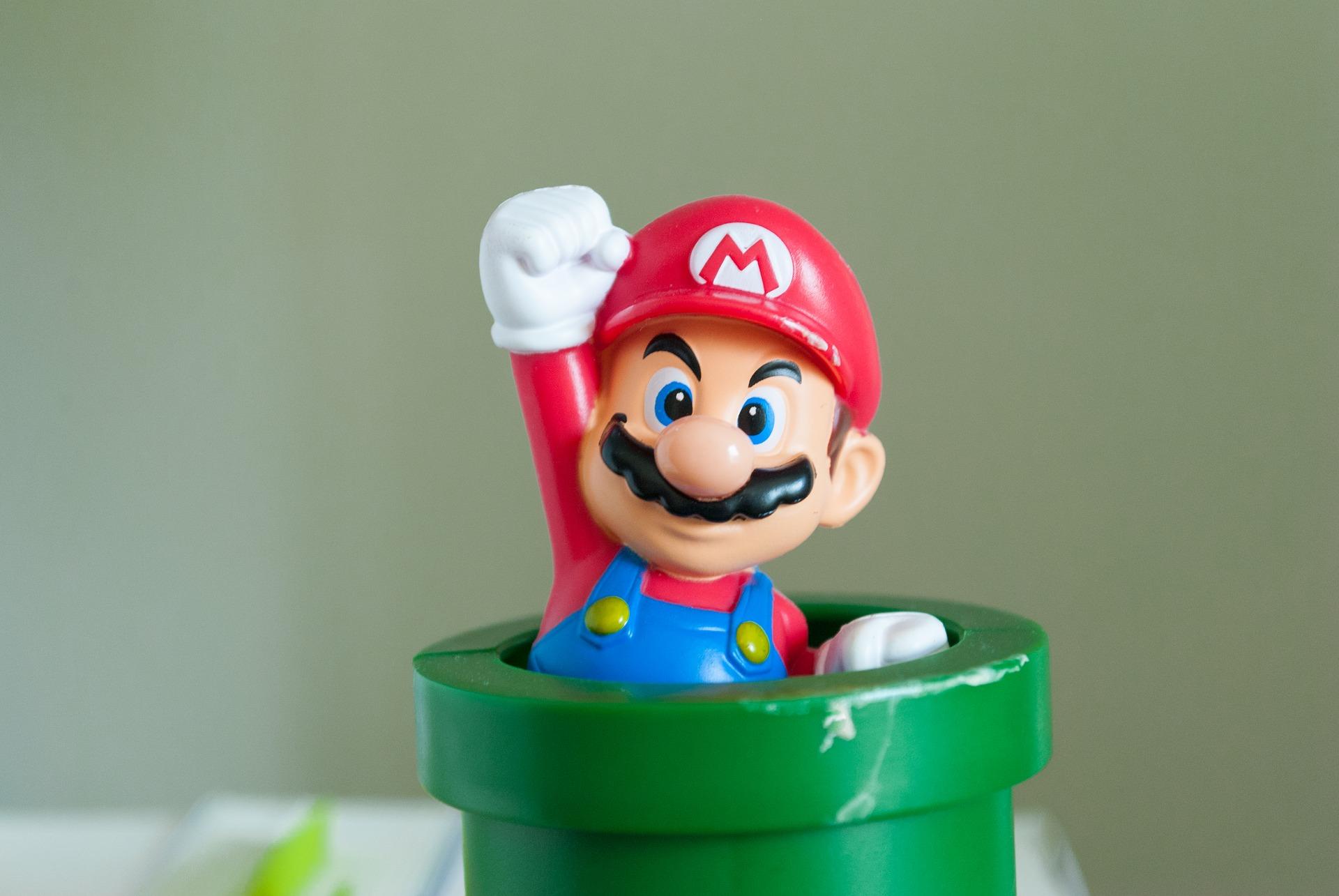 videojuegos más iconicos para que enseñes a tus hijos
