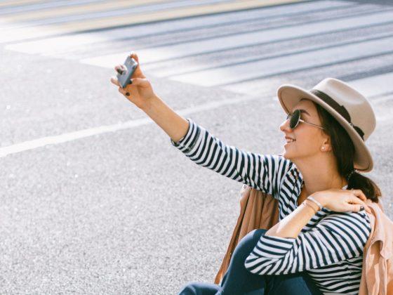 hacer una buena foto selfie