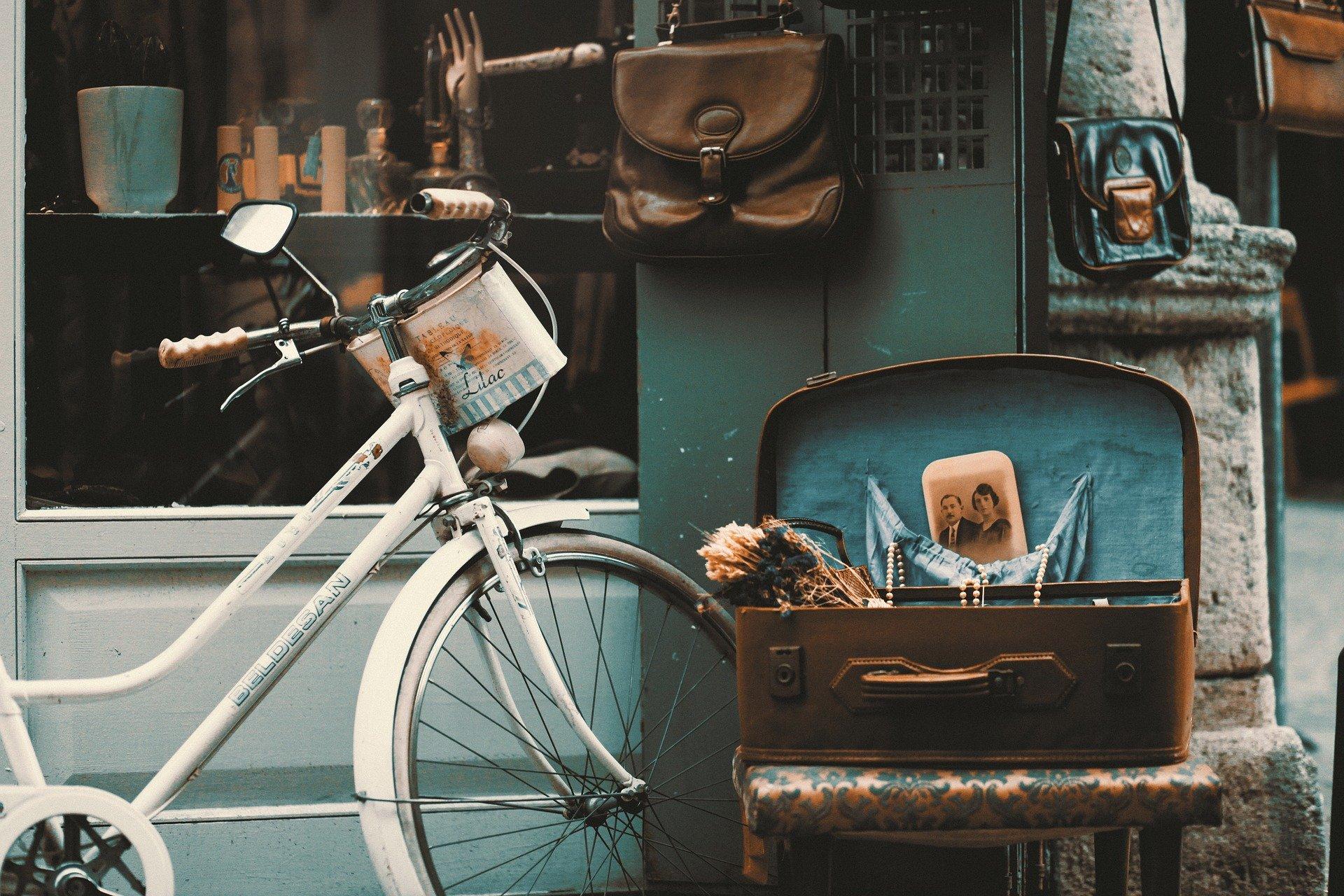 comprar bicicleta vintage